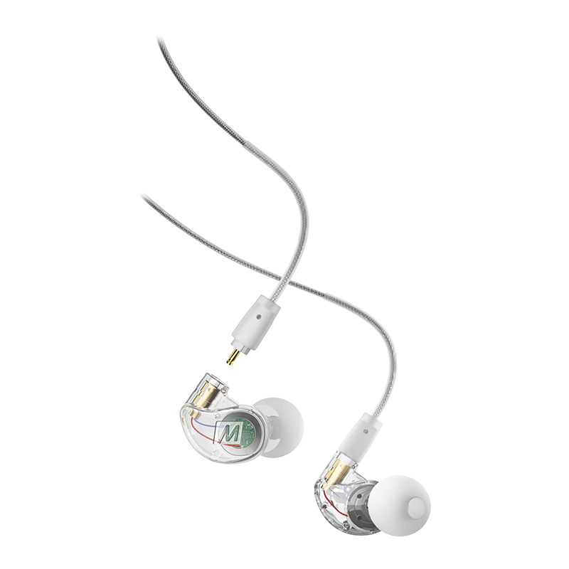 2018 MEE original M6 PRO 2ND GENERATION NOISE-ISOLATING IN-EAR MONITORS WITH DETACHABLE CABLES earphones sport headphones high quality wired sports running earphone mee audio m6 pro hifi in ear monitors with detachable cables also have se215