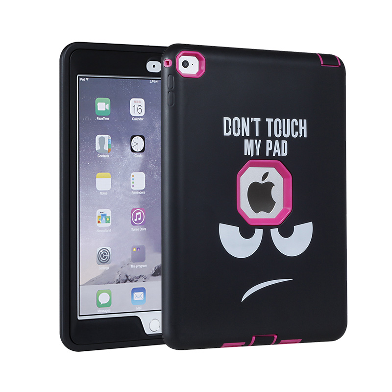 KEFO For Apple iPad Air 2 Air 1 Amor Shockproof Heavy Duty Rubber Hard Case Cover For iPad Air2 For ipad 5/6 A1566 Kids Baby cacharel туалетная вода amor amor 1001 night 100 ml