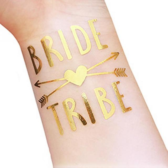 New Arrival 5 pcs Body Art Temporary Tattoo Stickers Personalized ...