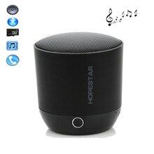 HOPESTAR Bluetooth Динамик caixa де сом Портативный 3D стерео звук Спикер Поддержка Громкой Связи и TF Карты для Смартфонов Компьютер PC