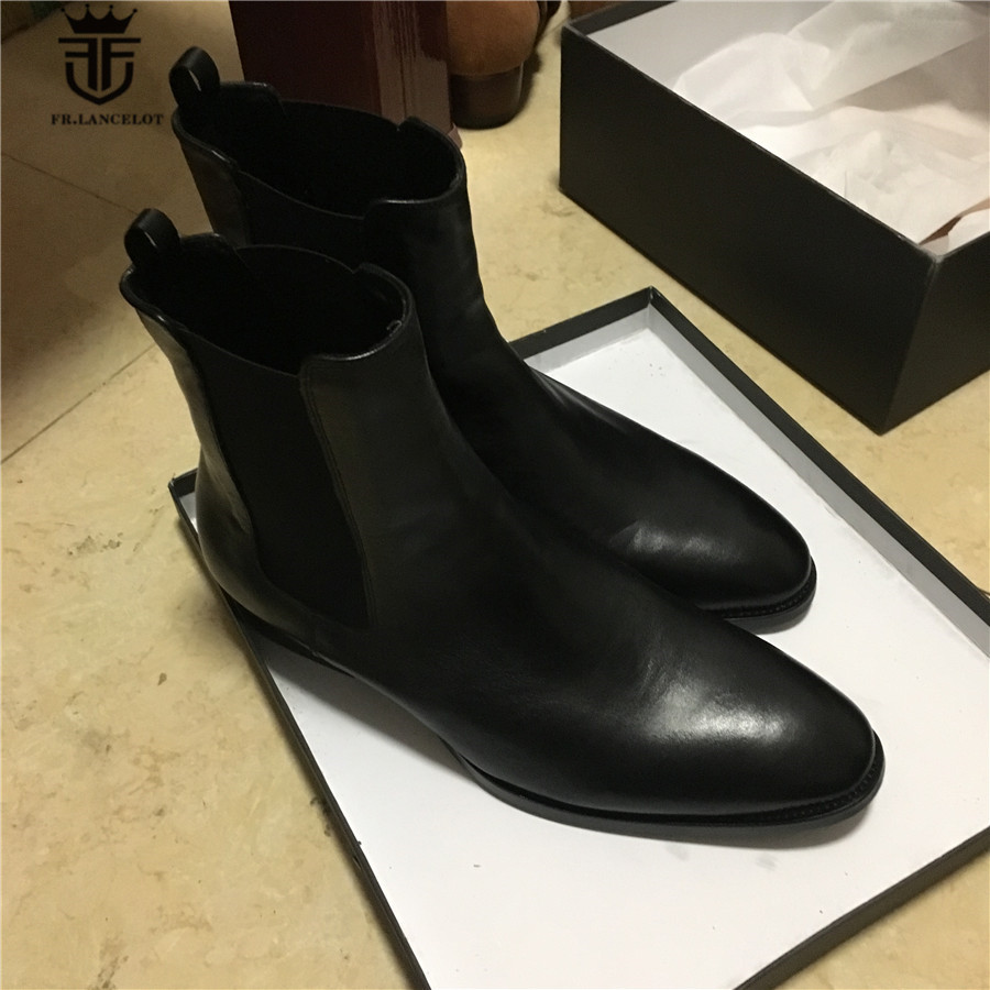 high top chelsea boots