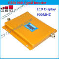 Nuevo modelo 980 de potencia 20 dbm ganancia 60dbi pantalla LCD GSM 900 mhz teléfono móvil amplificador de señal GSM repetidor de refuerzo GSM repetidor