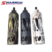 Sharrow 5 inch Compound Bow Stabilizer 4 Colors Accessories for Archery Shooting and Hunting