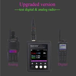 Image 5 - SURECOM SF401Plus راديو رقمي اختبار 27Mhz 3000Mhz عداد التردد المحمولة مع CTCCSS/DCS فك للاسلكي تخاطب