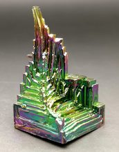 60g Bismuth Crystals Bismuth Metal crystal from china Free shipping!!!(China)