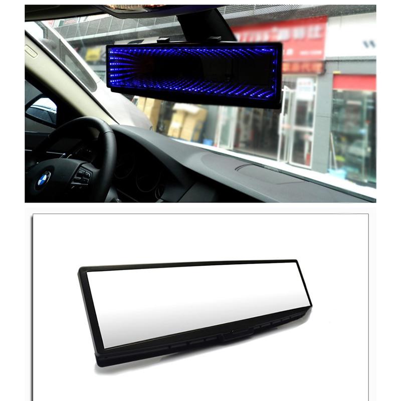 1pcs Large Vision Deluxe Anti Glare Proof Car Interior
