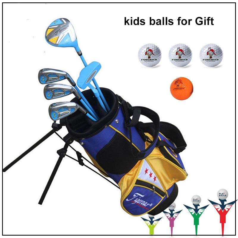 Kids Golf Club Children Left Handed Golf Clubs Half Set 5 Pieces Junior Boys Girls Child Golf Clubs Set With Bag Golf Club Set Children Golf Clubskids Golf Clubs Aliexpress