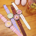 2017 Korean Fashion Trend Boy Girl Watch Simple Harajuku Color Candy Digital Wristwatches Student Couple Watches  KT-71