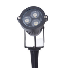 Outdoor Lighting Waterproof IP67 LED Lawn Lamp Led Flood Light 3W landscape lamp  led spotlight DC12V/AC85-265V
