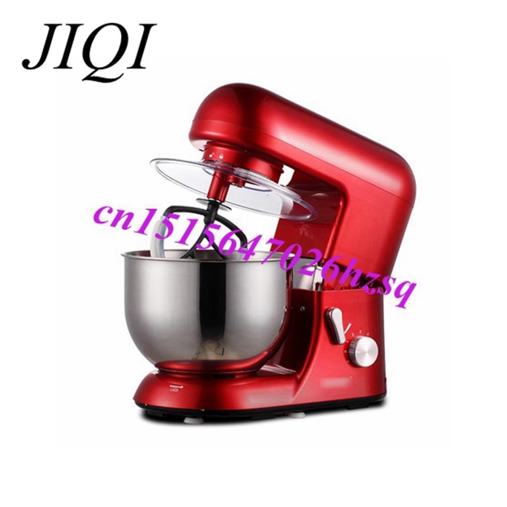 JIQI 5.2L Electric multifunctional stand mixer,food mixer,dough mixer eggs mixer kitchenJIQI 5.2L Electric multifunctional stand mixer,food mixer,dough mixer eggs mixer kitchen