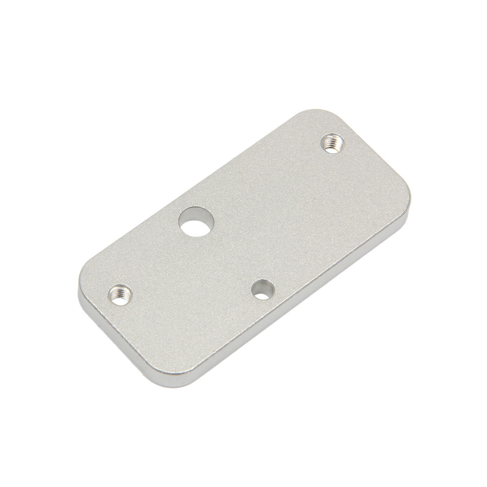 Geeetech Aluminium MK8 Mount Plate for MK8 Extruder & X-axis I3 3D Printer visaton fr 8 wp 8 white 1 шт
