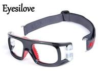 Eyesilove tennis fußball volleyball fußball Basketball sport goggle gläser rahmen schutzbrille rahmen kann machen rezept