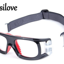 f0ce599429 Eyesilove tennis soccer volleyball football Basketball sports goggle  glasses frame protective goggle frame can make prescription
