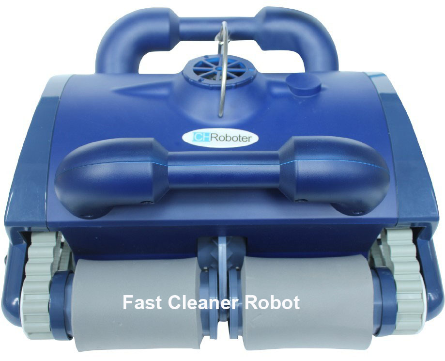 Robot Swimming Pool Cleaner Newest Pool Intelligent Vacuum Cleaner Remote Control Newest Wall
