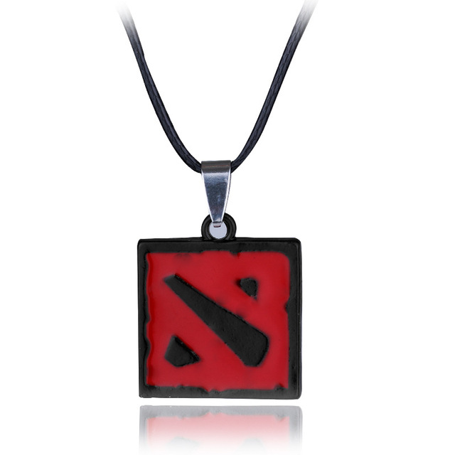Dota 2 Weapon Key Chain