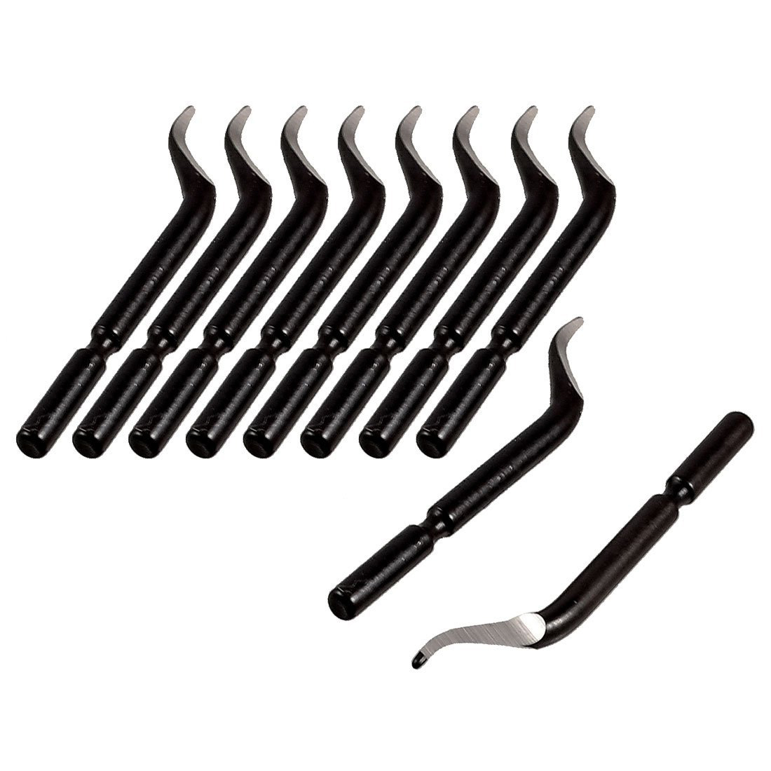 THGS-Replacement Deburred Tool BK3010 S150 Deburring Blades 10 PcsTHGS-Replacement Deburred Tool BK3010 S150 Deburring Blades 10 Pcs