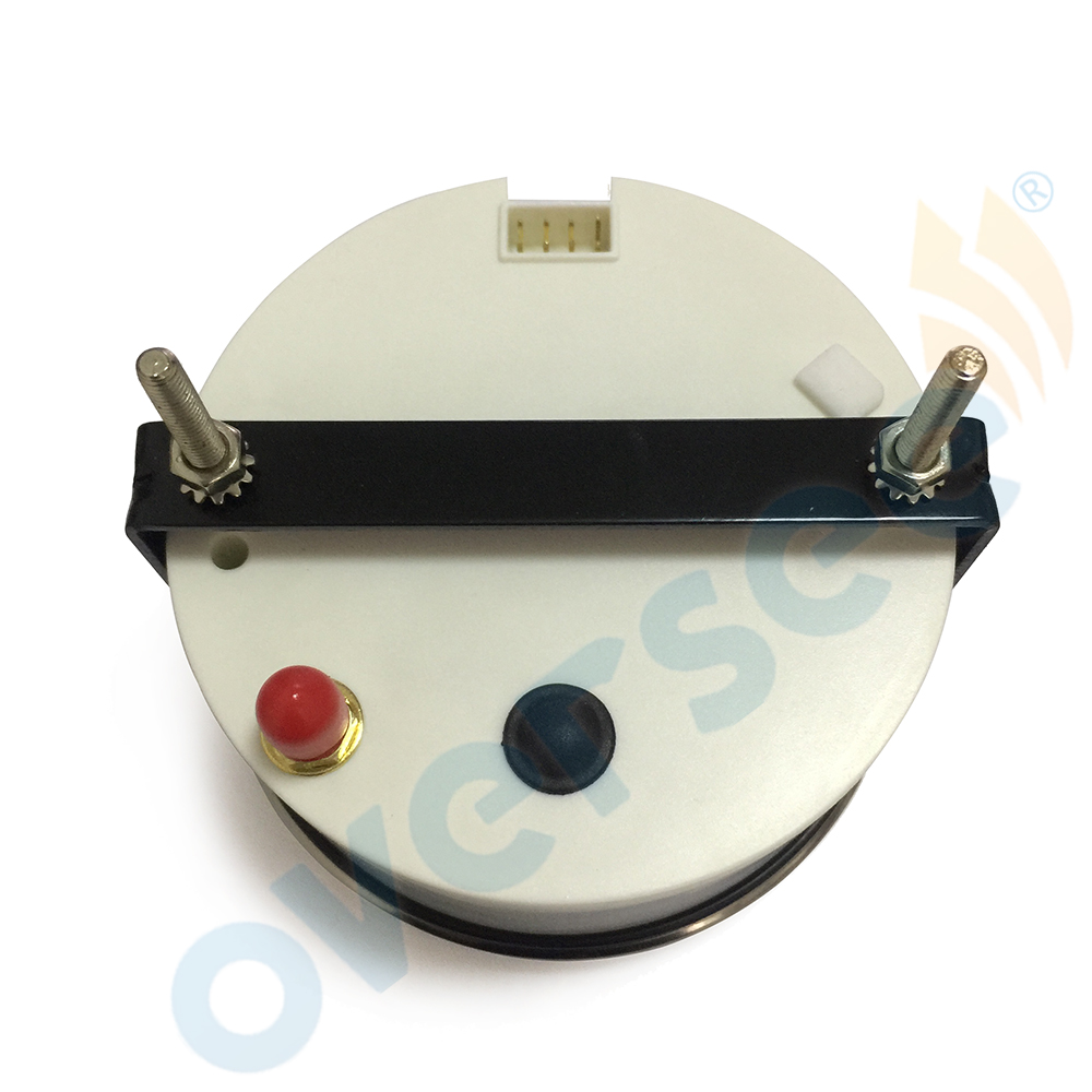 3.5 inches 85mm Oversee GPS speedometer 120KM For Marine Boat Speed Boat Meter (910-00076) 3