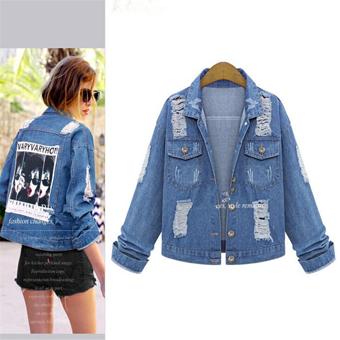 Popular Bolero Denim Jacket-Buy Cheap Bolero Denim Jacket lots ...
