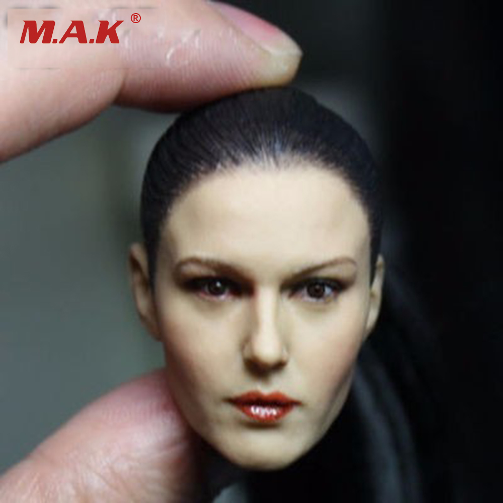 Female Head Sculpt Model Popular 1/6 Scale Beautiful Girl Head Carving For 12 Female Action Figure Body Model Doll Toys 1 6 female head for 12 action figure doll accessories marvel s the avengers agents of s h i e l d maria hill doll head sculpt