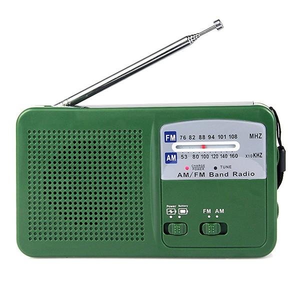 1 pc Dynamo Generator FM  AM Radio (1)