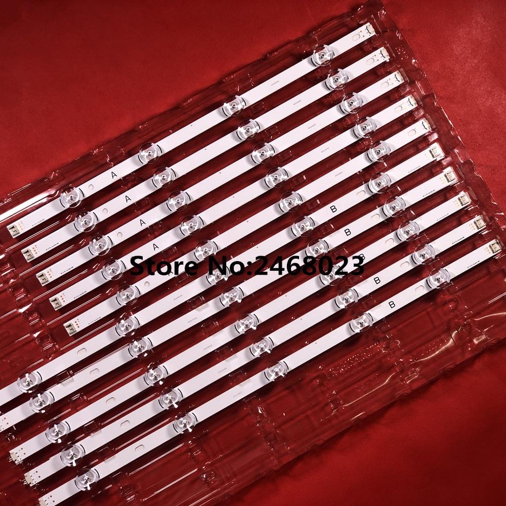 オリジナル新 1025 ミリメートル LED バックライトランプストリップ Lg イノテック Ypnl DRT 3.0 49 「 A/B 49LY320C 6916L 1788A 1789A 1944A 1945A 1944A 1945A テレビ  グループ上の ライト & 照明 からの LED バーライト の中 1