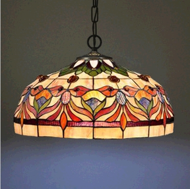 European stained glass tiffany lamps lighting chandelier european stained glass tiffany lamps lighting chandelier restaurant bar table lamp tiffany lamp lights goldfish aloadofball Gallery