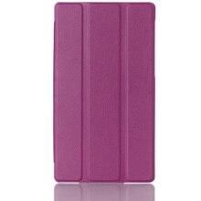 Новый 7 Дюймов Tablet Case Роскошные Фолио Стенд Кожаный pu Защитный Case чехол Для Lenovo Tab 2 Tab2 A7-20 A7-20F A7 20F 7″