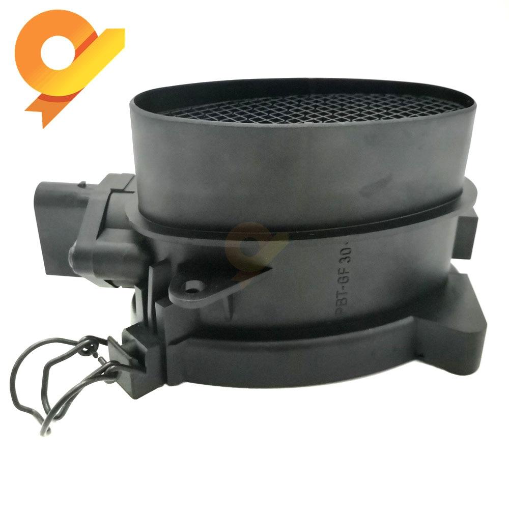 US $23 2 6% OFF Mass Air Flow Meter MAF Sensor For Land Rover Freelander  1 8 16V 2 0 TD4 2 5 V6 4x4 2000 2006 13712247592 0928400520 MHK101130-in  Air