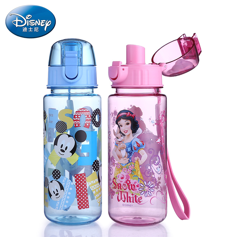 Disney Princess My Baby Water Bottle Mickey Mouse Drinking ...