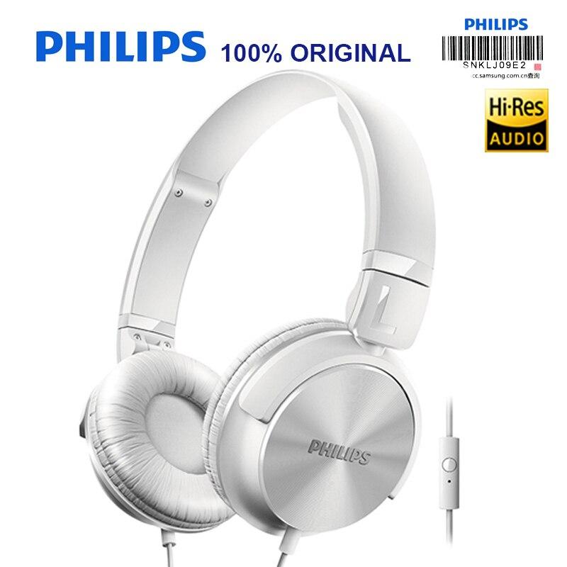 Philips SHL3065 Verdrahtete Kopfhörer mit Mikrofon ...