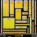 Sumbulbs DC 5 Вт 10 Вт 20 Вт 30 Вт 50 Вт COB Светодиодные Лампы Светодиодные Полосы DIY Красный Синий Теплых Натуральных Холодный Белый Обломок СИД Матрица Бар Лампы освещение