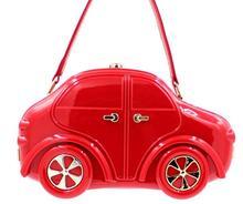European&American style little car acrylic handbag women evening bag high range mini party bag handbag