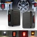 LED Tail Brake Light Assembly W/Turn Signal & Back Up For Jeep Wrangler JK JKU Sports, Sahara, Freedom Rubicon