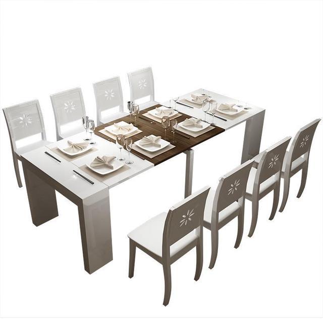 US $1848.3 |A Langer Tavolo Juego Comedor Marmol Eet Tafel Set Comedores  Mueble Kitchen Wooden De Jantar Mesa Bureau Desk Dining Room Table-in  Dining ...