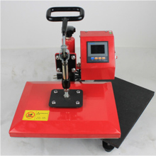 mini swinger heat press machine cotton, hemp, chemical fiber, metal, ceramics, glass