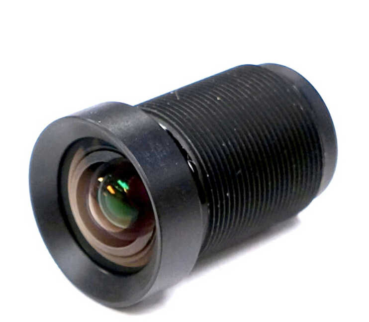 [Factory Direct]4.35MM Lens 1/2.3 Inch 10MP IR 72D HFOV No Distortion for Gopro lens