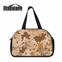 Dispalang Beautiful Handbags for Travelling High Quality Travel Duffel Bags for Men Packed Clothes Bag for Workout Camouflage