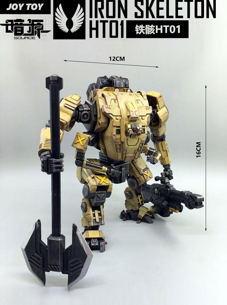 عمل أرقام روبوت JoyToy 1:27 3rd TIEKUI الميكانيكية سوبر روبوت عمل أرقام اللعب للأطفال شحن مجاني RE025-في شخصيات دمى وحركة من الألعاب والهوايات على  مجموعة 2