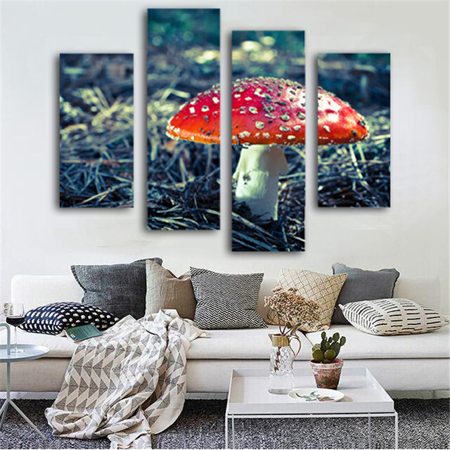 101+ Gambar Abstrak Jamur Terlihat Keren