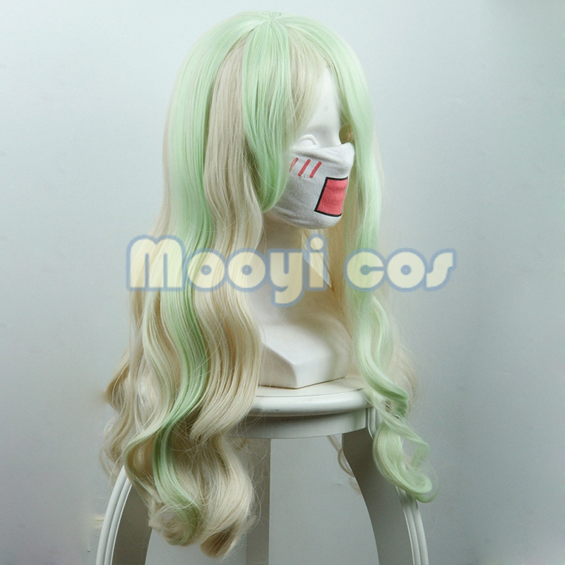 Little Witch Academia Daiana Cavendish Cosplay Wig әйелдерге - Костюмдер - фото 2