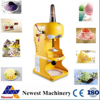 В 220 В автоматический Электрический дробилки льда бритвы машина коммерческих Снег Конус Maker для магазина или дома с помощью