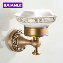NEW Arrival Fashion Antique Copper  finish Brass Soap Basket /Soap Dish/Soap Holder /Bathroom Accessories