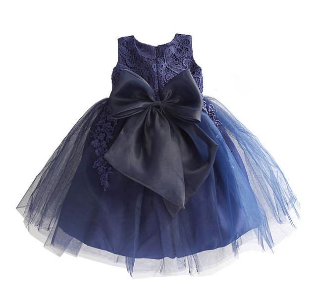 0a0a56b92 Online Shop Embroidery Girls Dress Flutty Mesh Dance Party Dresses ...