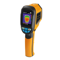 HT 02 Portable Handheld Thermograph Camera Infrared Thermal Camera HT02 LCD Display Digital Infrared Imager Temperature Tester