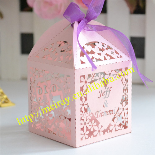 Wedding Giveaway Gifts For Guests Personalized Favors And Box Laser Cut Sweet In Gift Bags Wring Supplies From Home