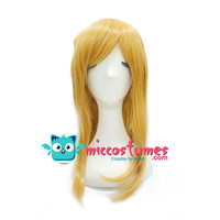 Synthetic Wig Sword Art Online Asuna Cosplay Wig