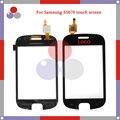 """Высокое качество 3.2 """"Для Samsung S5670 Сенсорный Экран Датчик Дигитайзер Переднее Стекло Объектива панель Черный"""