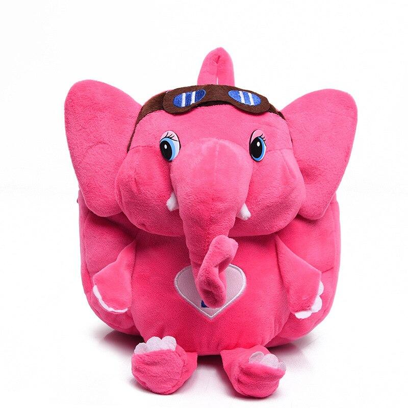 New Cartoon Elephants Backpack For Boy Children backpacks kids kindergarten Small SchoolBag Girls Animal School Bags Backpack