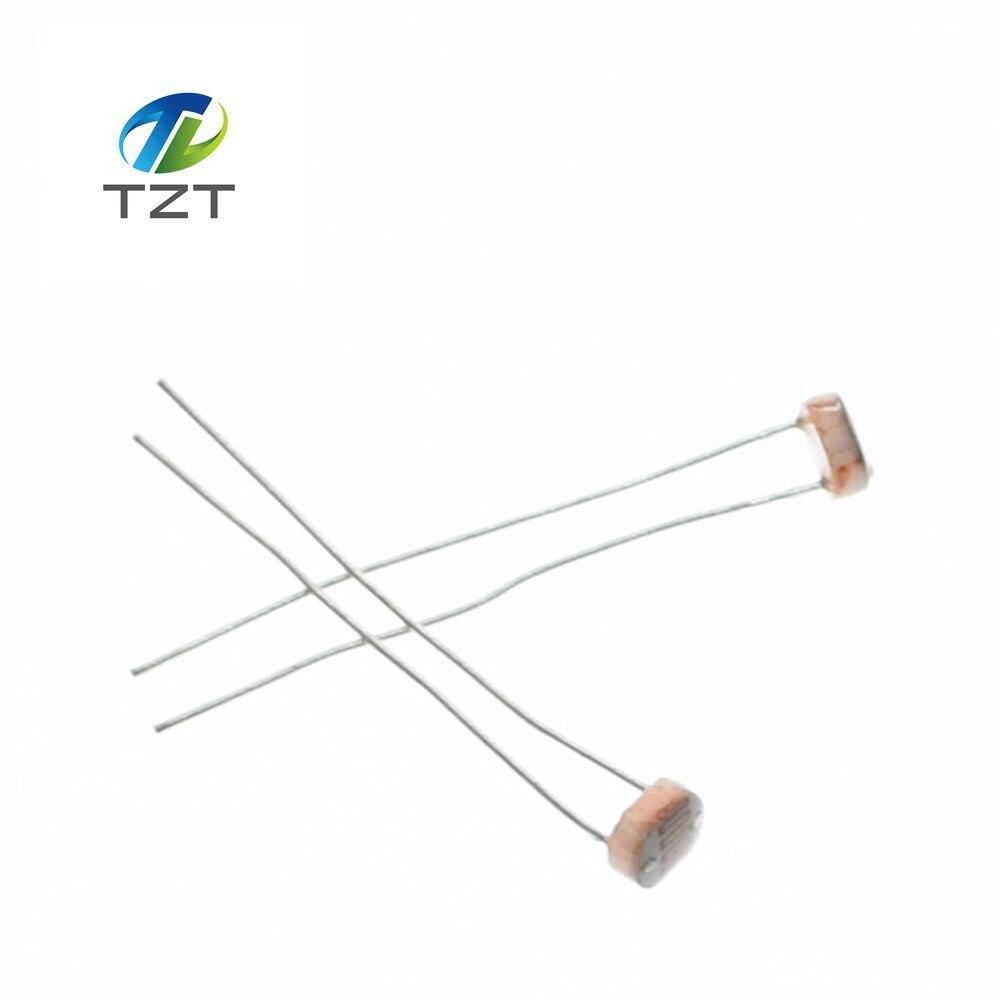 Outstanding Light Detecting Resistor Illustration - Electrical ...
