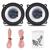 5 Pairs 10Pcs Lot LB PS1502T 5 Inch Automobile Coaxial Speaker Low Pitch Music Sensitivity Car